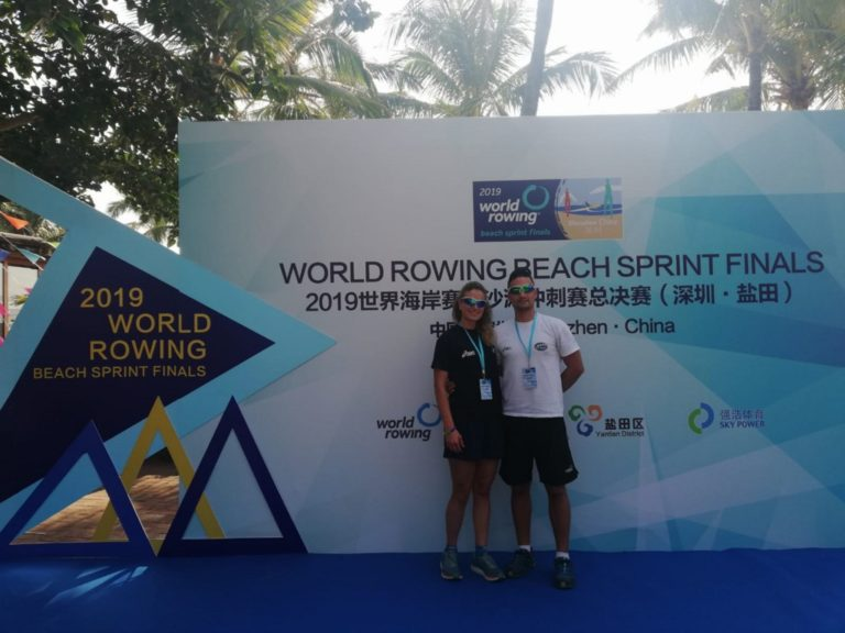 Il Rowing Club Genovese ai World Rowing Beach Sprint Finals