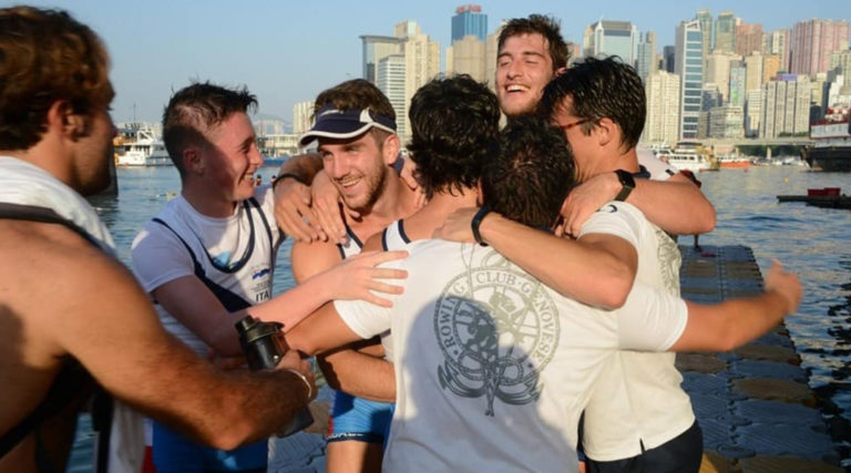 Weekend pieno per il Rowing Club Genovese, fra Tera e Coastal Rowing in vista di Hong Kong