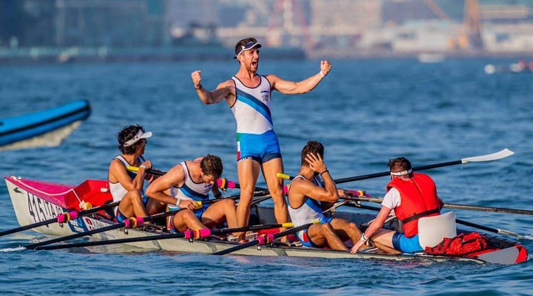 Il Rowing Club Genovese sul tetto del mondo!